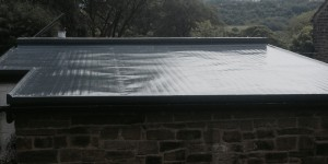 GRP roofing in Halifax