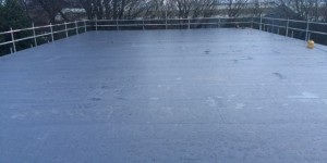 Flat roofing in Halifax – Ruvitex single ply