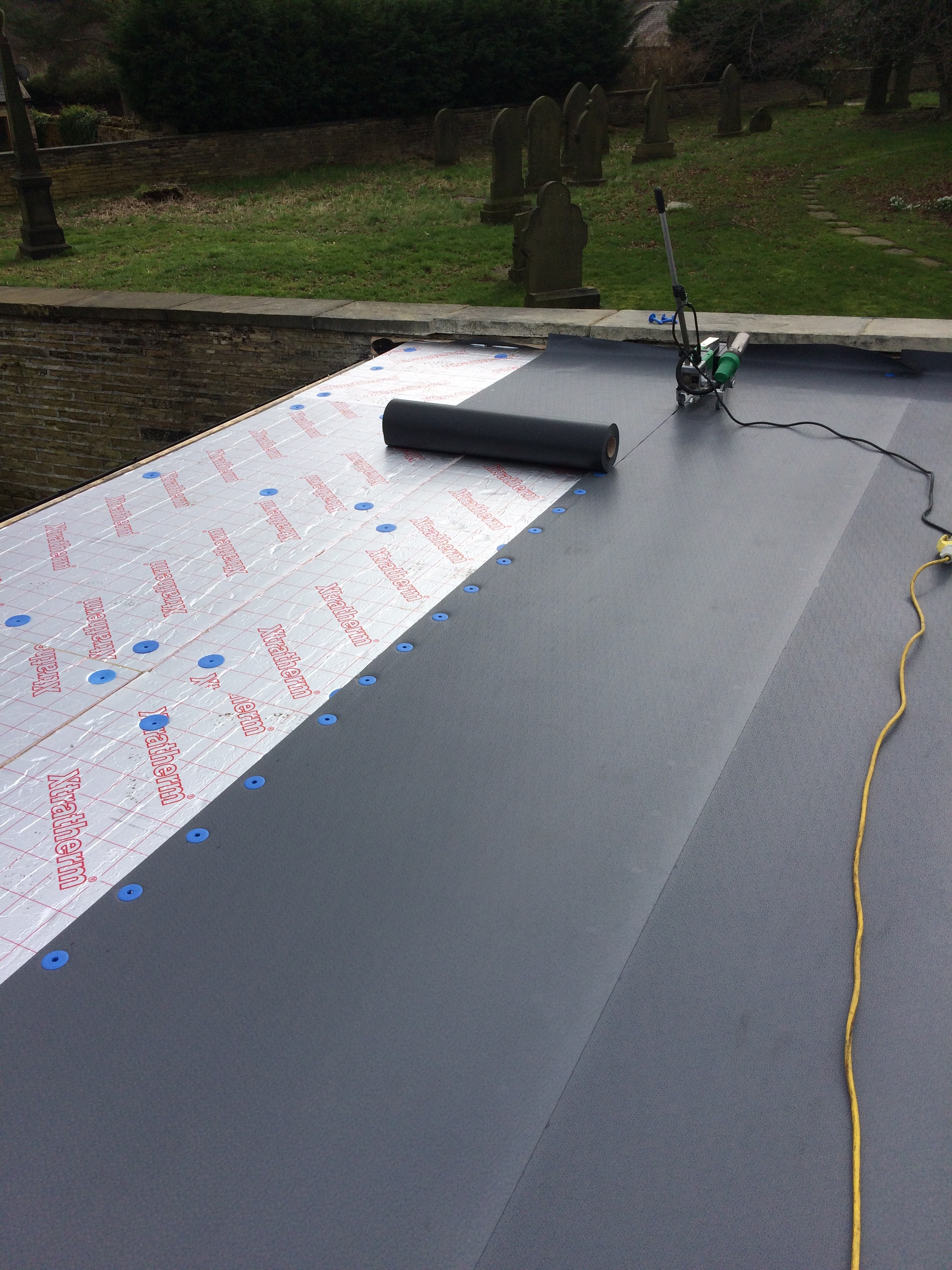 Captivating Flat Roofing